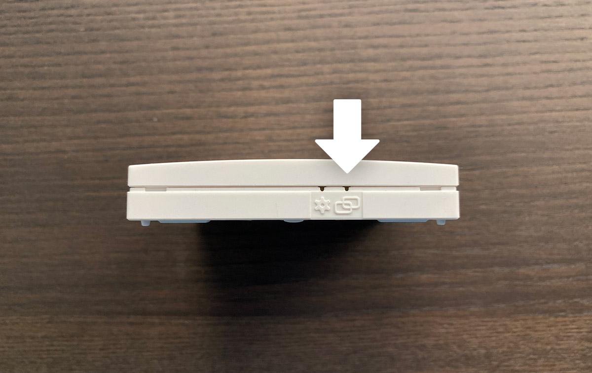 Ovladač elektrické rolety Velux
